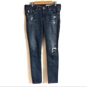 Adriano Goldschmied the legging Ankle Jean 24 R